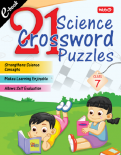 21 Science Crossword Puzzles - Class 7