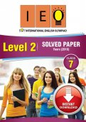 Class 7 IEO 1 year (Instant download eBook) - Level 2