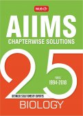 25 Years AIIMS Chapterwise Solutions -Biology