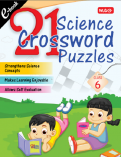 21 Science Crossword Puzzles - Class 6