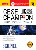 10 Years CBSE Champion Chapterwise-Topicwise Science-Class- 10