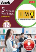 Class 12 IMO 5 years (Instant download eBook)