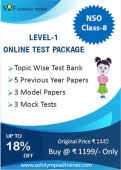 NSO Test Package Class 8