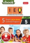 Class 5 IEO 5 years (Instant download eBook)