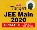 Target JEE 20-20: Online Test Series