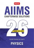 26 Years AIIMS Chapterwise Solutions -Physics