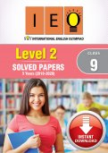 Class 9 IEO 3 year (Instant download eBook) - Level 2