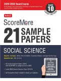 ScoreMore 21 Sample Papers CBSE Boards – Class 10 Social Science