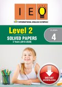 Class 4 IEO 3 year (Instant download eBook) - Level 2