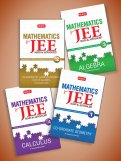 Mathematics for JEE (M & A) Vol.1 to Vol IV Combo