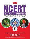 NCERT Text Book + Exemplar Problems - Solutions Biology Class 11