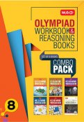 Class 8: Work Book and Reasoning Book Combo for NSO-IMO-IEO-NCO-IGKO
