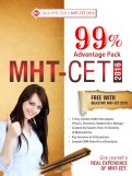 99 Percent Advantage Pack - MHT-CET (eBook)