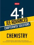 41 Years JEE Advanced Chapterwise Solutions - Chemistry