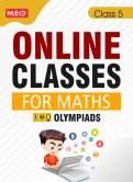 Online Classes for Maths-IMO-Olympiads - Batch 1 - Class 5