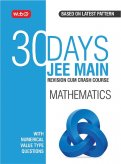 30 Days JEE Main Mathematics -30 Days A Revision cum Crash Course