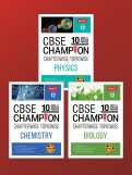 10 Years CBSE Champion Combo - Phy, Chem, Bio Class-12