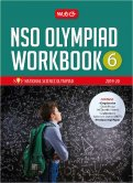 National Science Olympiad Work Book - Class 6