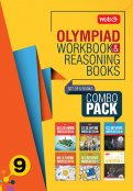 Class 9: Work Book and Reasoning Book Combo for NSO-IMO-IEO-NCO-IGKO