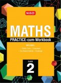 Maths Practice-cum-Workbook Class 2