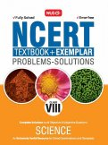 NCERT Textbook+Exemplar Problems Solutions Science Class 8