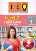 Class 7 IEO 3 year (Instant download eBook) - Level 2