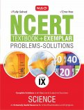 NCERT Text Book+Exemplar Problems-Solutions Science Class - 9