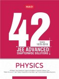 42 Years JEE Advanced Chapterwise Solutions - Physics