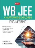 WB JEE Chapterwise Explorer Physics and Chemistry - Engineering