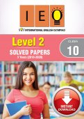 Class 10 IEO 3 year (Instant download eBook) - Level 2