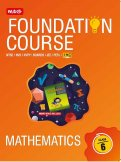 Mathematics Foundation Course For JEE/IMO/Olympiad-Class 6