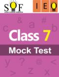 IEO Online Mock Test - Class 7