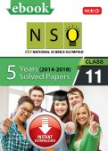 Class 11 NSO 5 years (Instant download eBook)