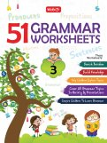 51 English Grammar Worksheets - Class 3 (Instant downloadable)