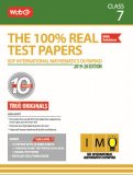 The 100 Percent Real Test Papers -IMO- Class 7