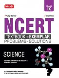 NCERT Text Book + Exemplar Problems Solutions Science Class - 9