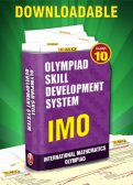 Class 10 IMO Olympiad Skill Development System (OSDS)