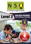 Class 4 NSO 5 years (Instant Download eBook) - Level 2