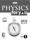 Physics For You 2016 (Jan-June)