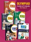 Class 5: 5 years (Instant download eBook) Combo