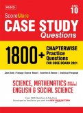 ScoreMore Case Study Chapterwise Practice Questions Science Maths English and SST Class 10