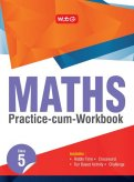 Maths Practice-cum-Workbook Class 5