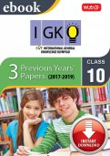 Class 10 IGKO 3 years (Instant download eBook)