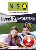 Class 10 NSO 5 years (Instant Download eBook) - Level 2