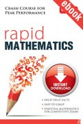 Rapid Mathematics (Instant download eBook)