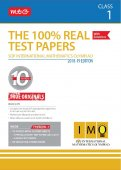 The 100 Percent Real Test Papers -IMO- Class 1