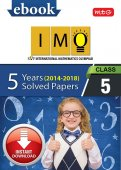 Class 5 IMO 5 years (Instant download eBook)