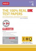 The 100 Percent Real Test Papers -IMO- Class 4