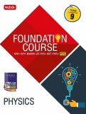 Physics Foundation Course for JEE/NEET/Olympiad : Class 9