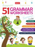 51 English Grammar Worksheets - Class 4 (Instant downloadable)